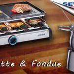 Pour les Fondus de Raclette! Cadeau à gagner!