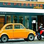 Pizzeria Di Rebellato: La Pizzeria des Rebelles