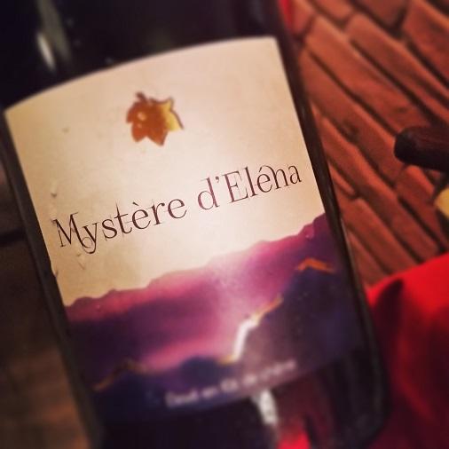 restaurant ô toulouse paris mystere d'elena selection vin