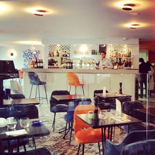restaurant cafe dad paris salle décoration