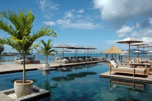 piscine domaine de l'orangeraie seychelles voyage de noces