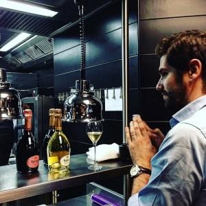 Club des Vins - Nicolas & Ruinart chez Guy Martin edouard borie