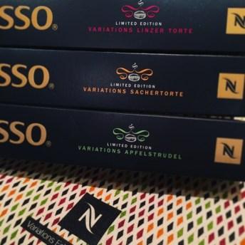 variations nespresso Noël 2016 autriche