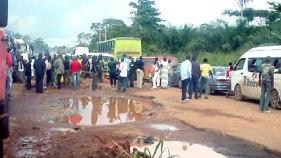 Image result for Benin-Ore highway