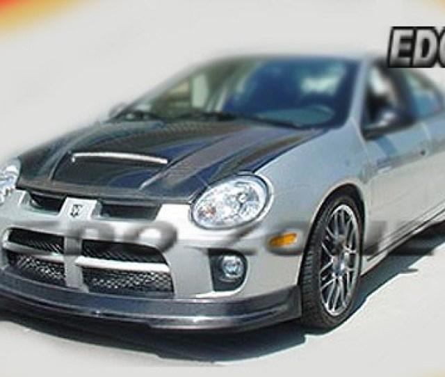 2003 Only Neon Srt 4 Models Carbon Fiber Front Lip Spoiler
