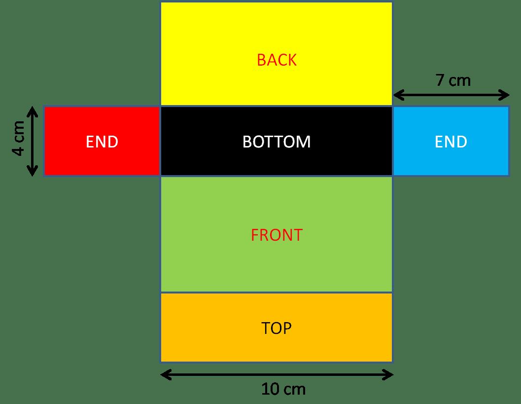 Measurement Calculating Cuboid Dimensions Worksheet