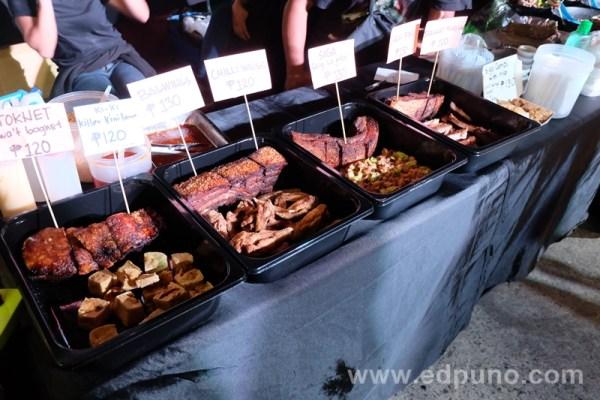 Bagnet at Gustos Food Market