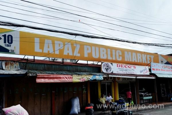La Paz Public Market Iloilo