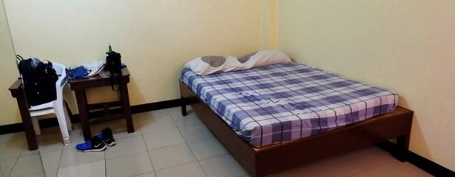 Roxas City Motel Room