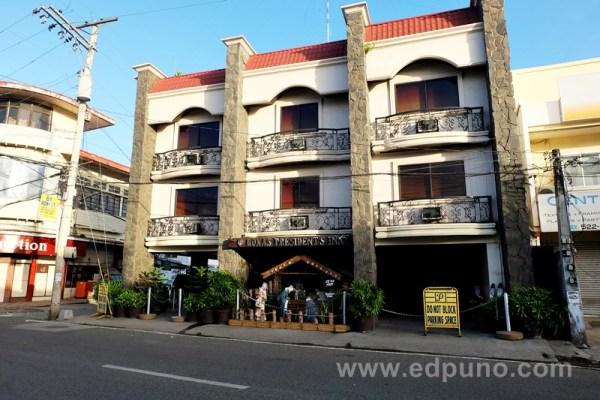 Roxas President's Inn Capiz