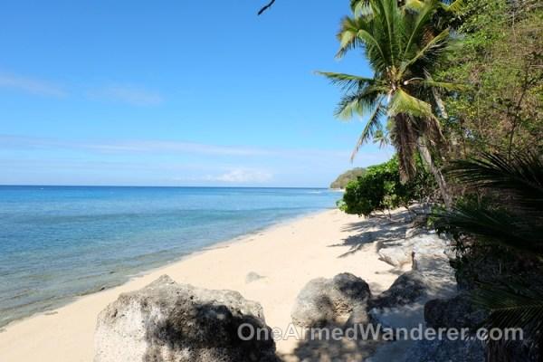 Gumasa Glan White Sand Beach
