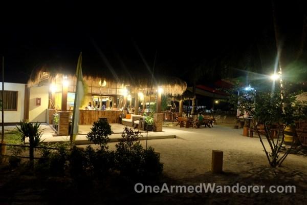 Isla Jardin Del mar reception