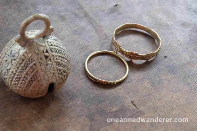 brass casting lake sebu