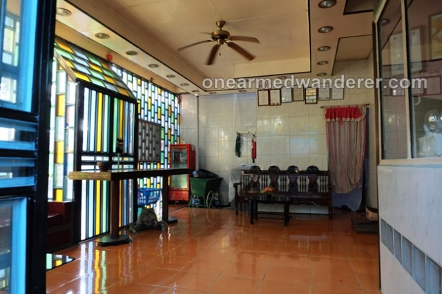 ommon area iron inn lodge davao city motel