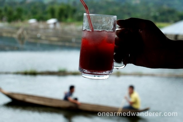 lake sebu drink