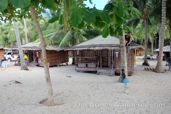 room accommodation sarangani resort