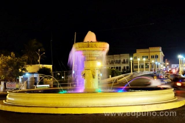 roxas city fountain