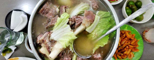 Where to eat bulalo in tagaytay city