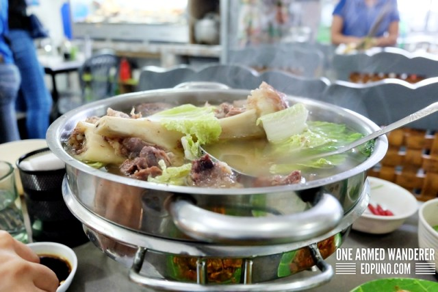 cheap bulalo in Tagaytay
