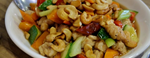 Chicken with Cashew Nuts Little Beijing