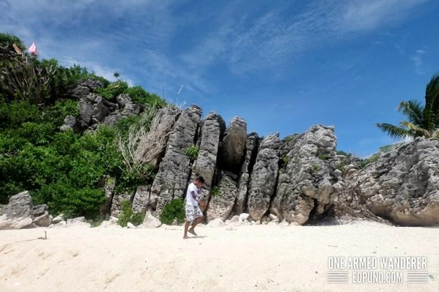 Antonia Island Isla de giantes