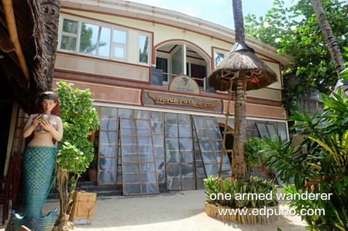 Royal Park Hotel Boracay Facade