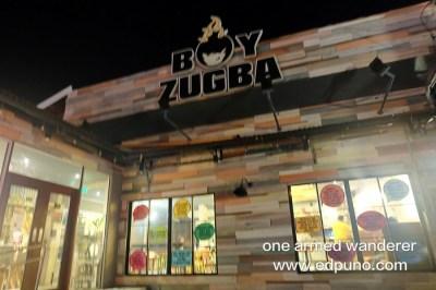 Boy Zugba CDO Facade