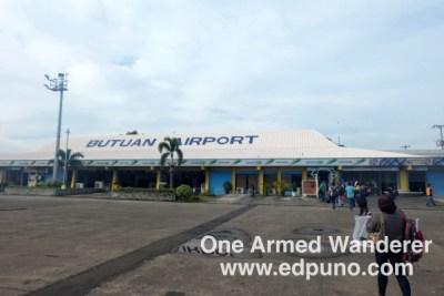 Butuan airport