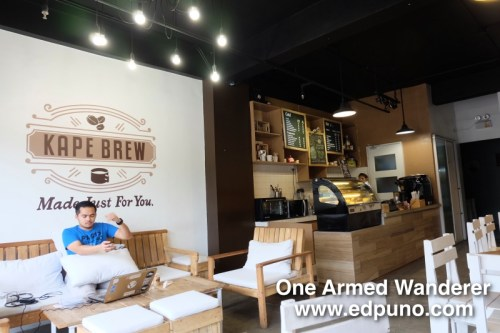 Kape Brew Interior