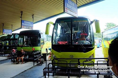 Bantayan direct bus