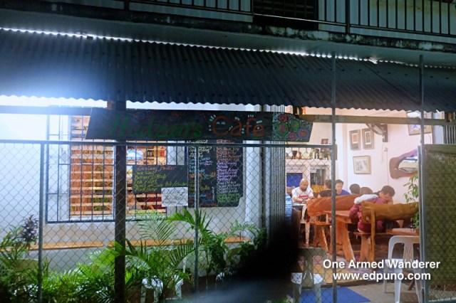 Hudzan's Cafe
