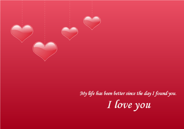 Valentine Cards Templates Free - FREE DOWNLOAD - Aashe