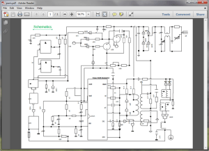 Create Circuit Diagram for PDF
