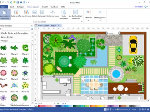 programm für gartengestaltung kostenlos gartenplaner software für gartengestaltung