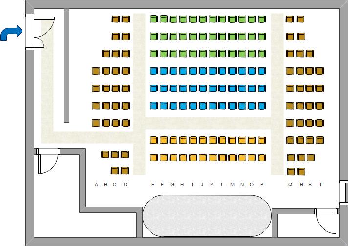 Logiciel De Plan De Salle