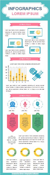 50 Editable Infographic Templates