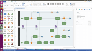 Linux Diagram Software  Edraw Max for Linux