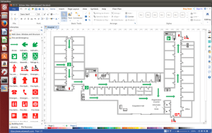 Best Linux Fire Evacuation Diagram Software  Create Your