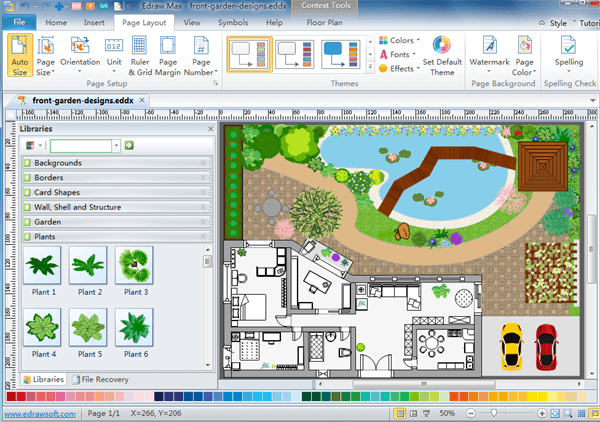 Garden Design Software Mac