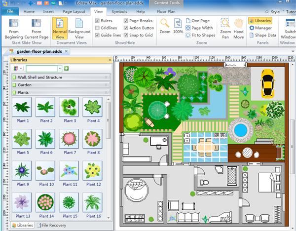 Layout Free Floor Software Plan
