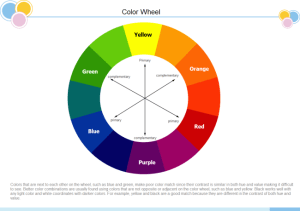 Color Wheel | Free Color Wheel Templates
