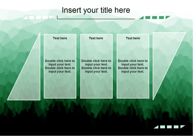 Forest Background PowerPoint Free Forest Background PowerPoint Templates