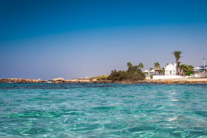 Praia de Chipre