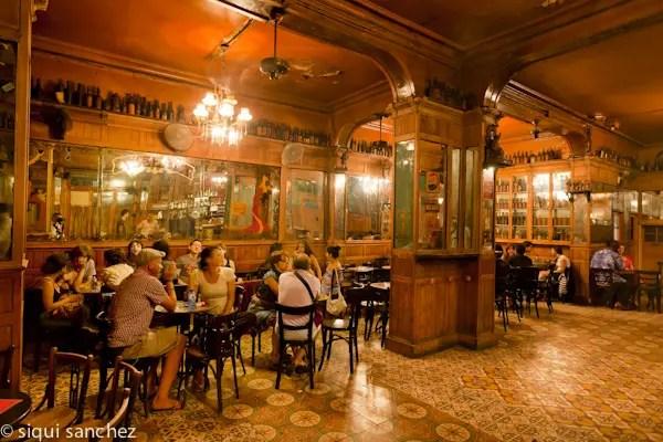 Spots to Visit in Barcelona, Spain: Bar Marsella - Barcelona