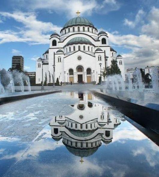 Catedral de San Sava, Belgrado