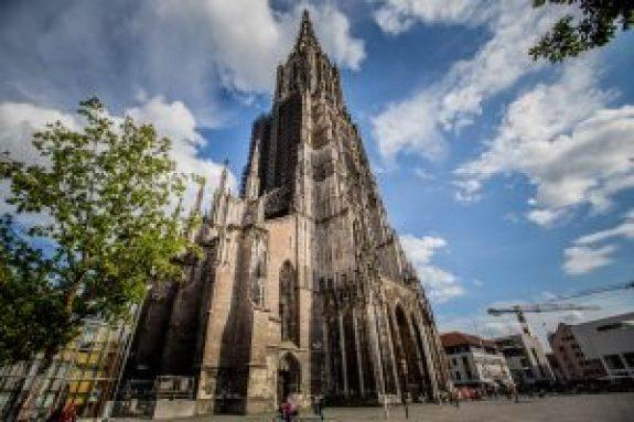Catedral de Ulm, Alemania, más alta del mundo