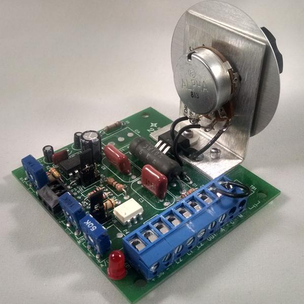 VF420 Vibratory Feeder Control