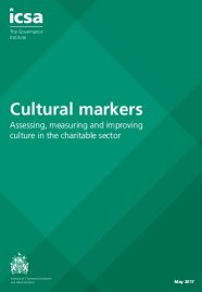 icsa - report on charity culture - cover image and web link