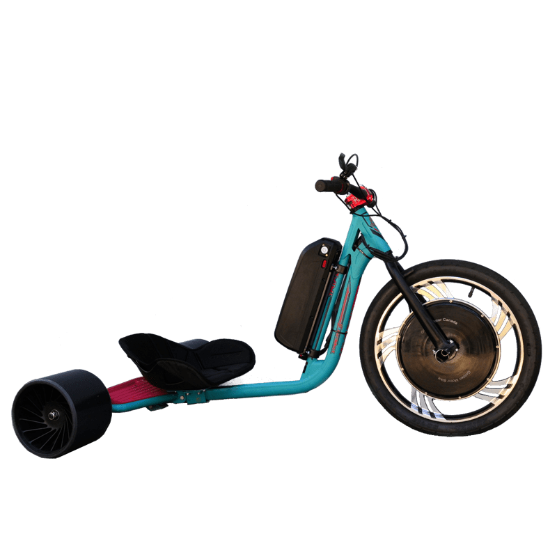 eDriftTrikes - Baseline Electric Drift Trike Profile Right