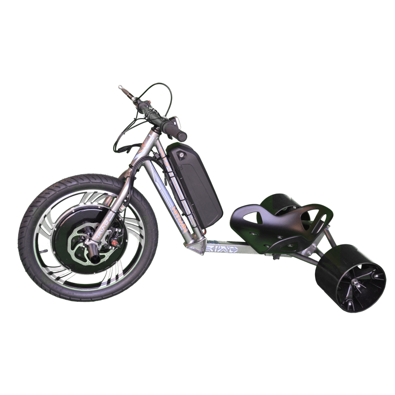 eDriftTrikes - Baseline Electric Drift Trike eHitman Profile Right